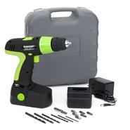 Kawasaki™ 20 Pc 19.2V Cordless Drill Kit at Kmart.com