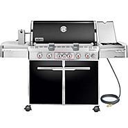 Weber Summit E-670 NG Gas Grill at Kmart.com