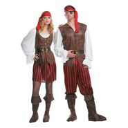 Totally Ghoul Pirate Man Costume at Kmart.com