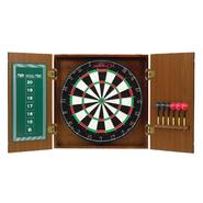 Halex Oxford Bristle Dartboard W/Cabinet at Kmart.com