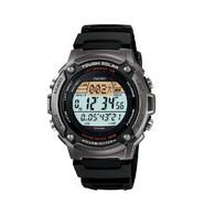 Casio Mens Calendar Day/Date, Solar Power, Tide/Moon Graph Watch w/Black Band at Kmart.com