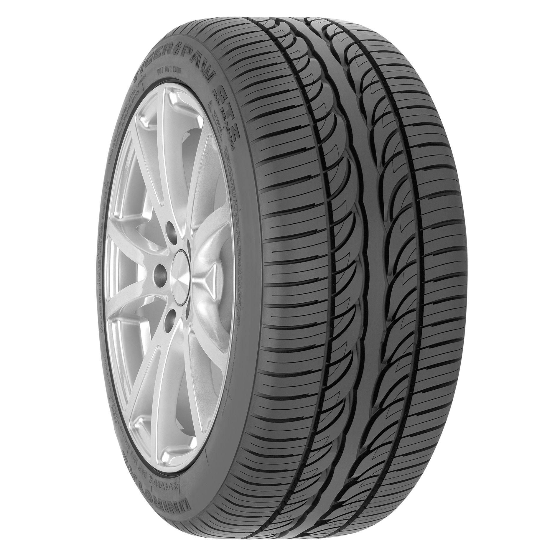 Uniroyal Tiger Paw GTZ Tire- 245/45R17 95W BW