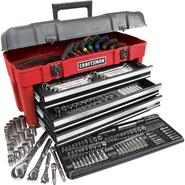Craftsman 189-piece Mechanic's Tool Set with Tool Box at Craftsman.com