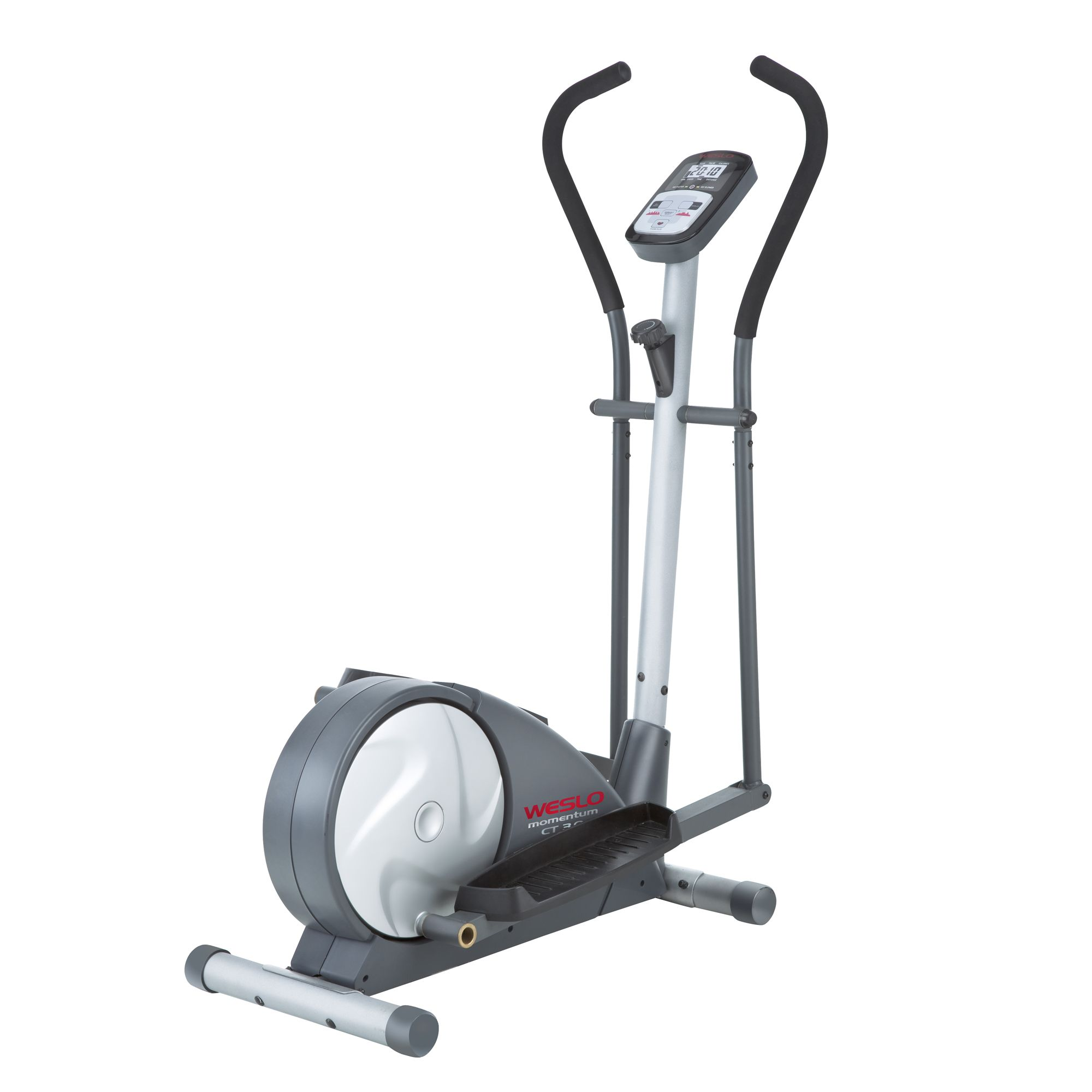 Sports & Fitness Exercise & Fitness Ellipticals 4