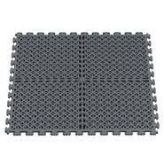 Craftsman Gray PVC Multi-Purpose Ventilated Garage Flooring at Sears.com