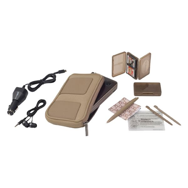 Starter Kit for Nintendo DSi XL - Bronze