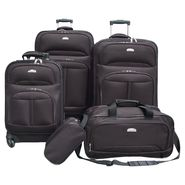 Forecast Topanga 5 pc Spinner Luggage Set at Sears.com