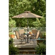Simply Outdoors Glen View 5 Pc. Sling Dining Set at Sears.com