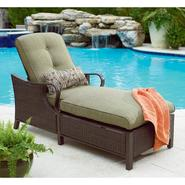 La-Z-Boy Outdoor Peyton Chaise Lounge at Kmart.com