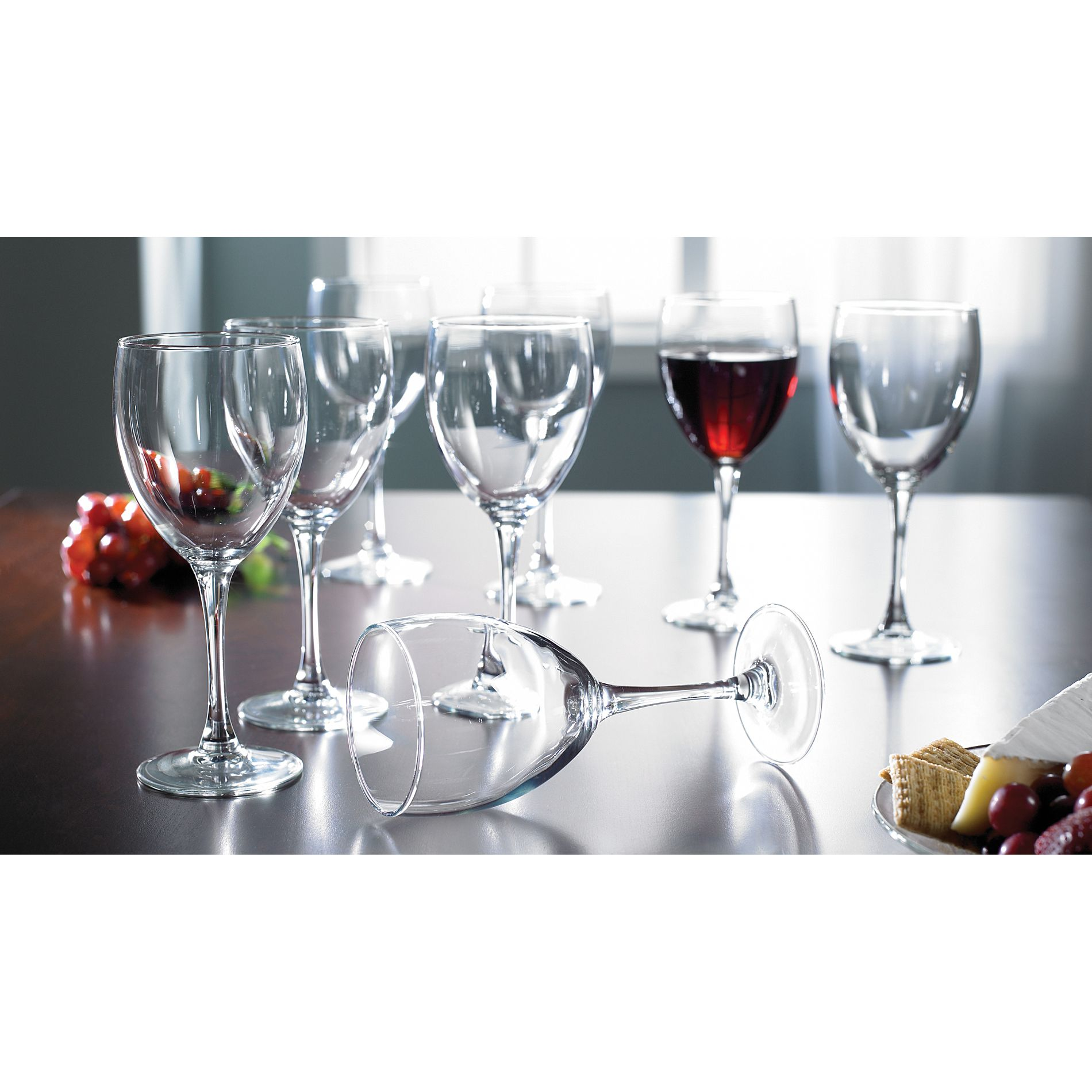 12 Pack Wine Glass Set                                                                                                           at mygofer.com