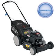 "Craftsman 21"" 190cc* Rear Bag High Wheel Push Lawn Mower w/ MRS Non CA at Craftsman.com"