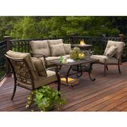 Agio Fair Oaks 4pc Seating Set at Sears.com