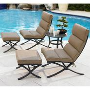 Garden Oasis Prescott 5 Pc. Seating Set at Sears.com