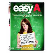 Sony EASY A, DVD MOVIE at Kmart.com