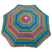 Rio Beach 6 Ft. Sun Block Beach Umbrella at Kmart.com