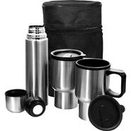 Travel Mug with Thermo set and carrying case at Kmart.com