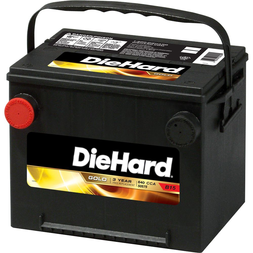 DieHard  Gold Automotive Battery - Group