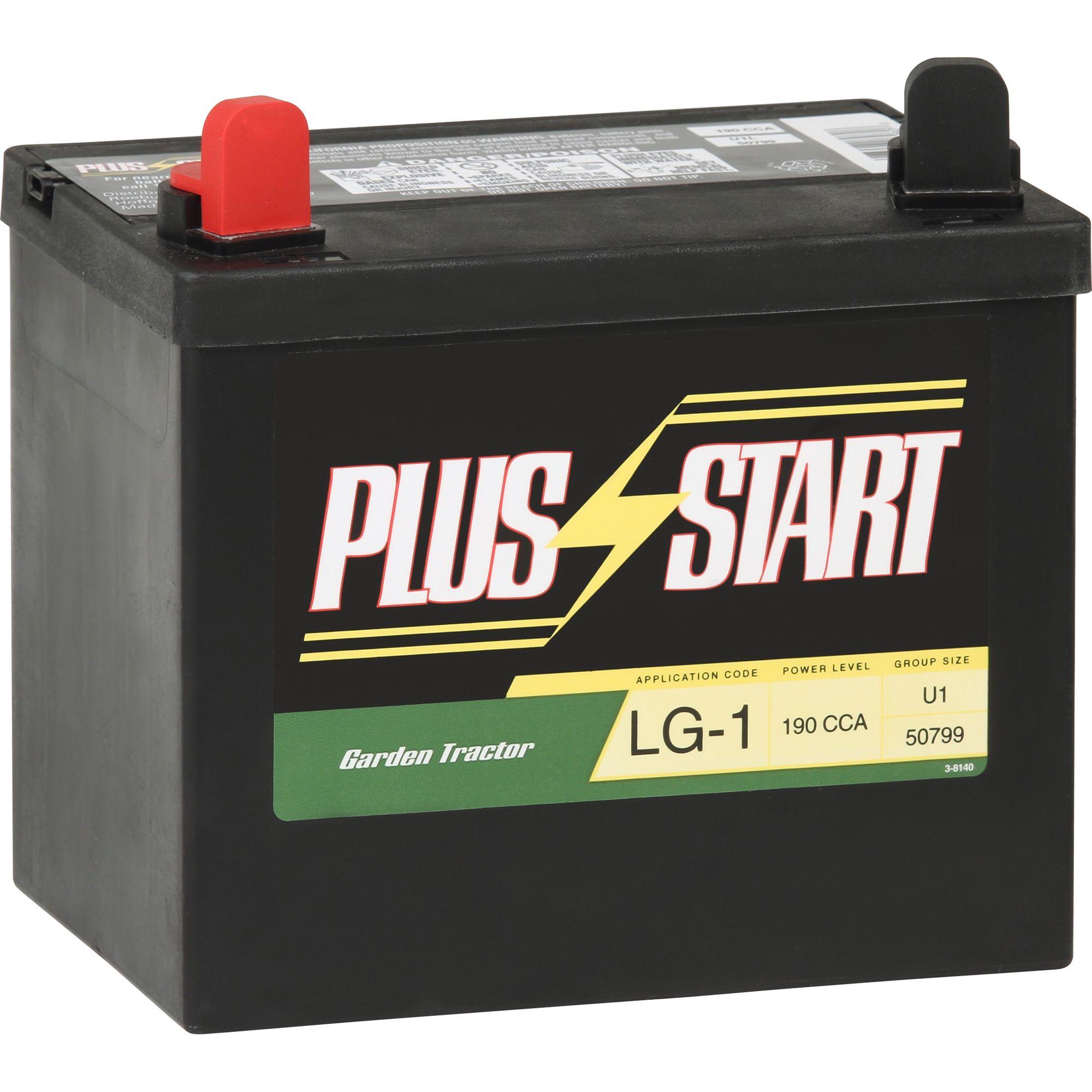 Shld Quote: Plus Start Lawn & Garden Battery