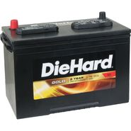 DieHard Gold Automotive Battery - Group Size 27F (Price with Exchange) at Sears.com