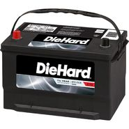 DieHard Automotive Battery- Group Size 65 (Price with Exchange) at Sears.com