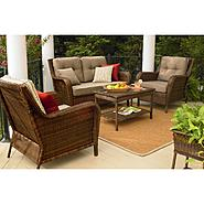 Ty Pennington Style Mayfield 4 Pc. Deep Seating Set at Kmart.com
