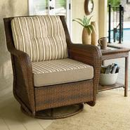 Ty Pennington Style Mayfield Swivel Glider Chair at Sears.com
