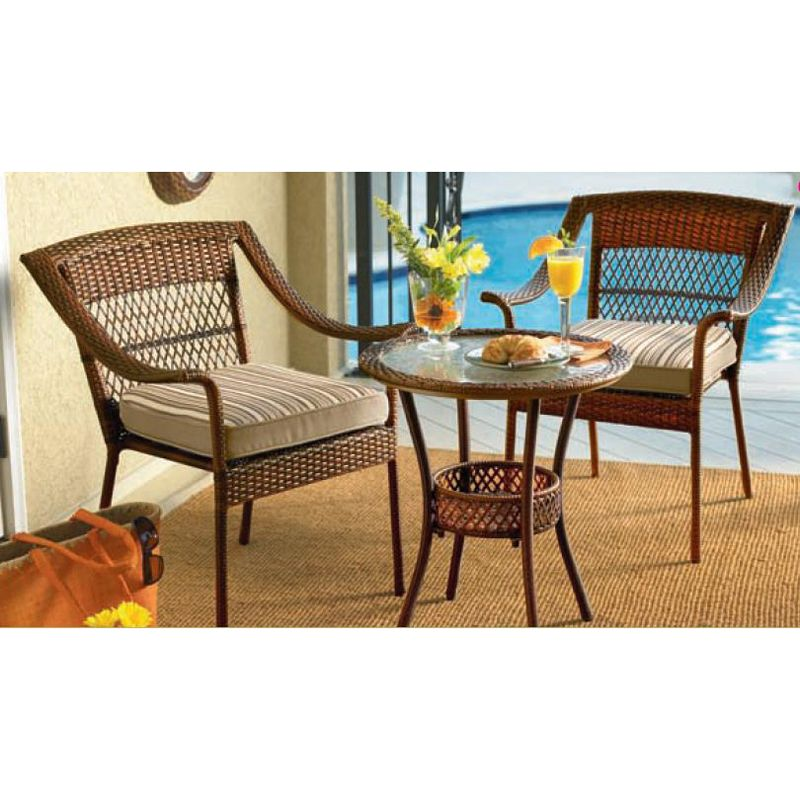 Ty Pennington Style Mayfield 3 Pc Bistro Set