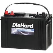 DieHard Marine / RV Battery - Group Size 27M (Price With Exchange) at Kmart.com
