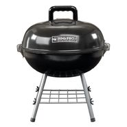 "BBQ Pro 14"" Kettle Charcoal Grill w/ Hinge and Latch at Sears.com"
