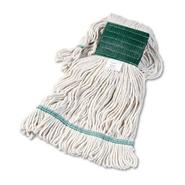 UNISAN Wet Mop Head, Cotton/Synthetic, Medium Size, Green at Kmart.com