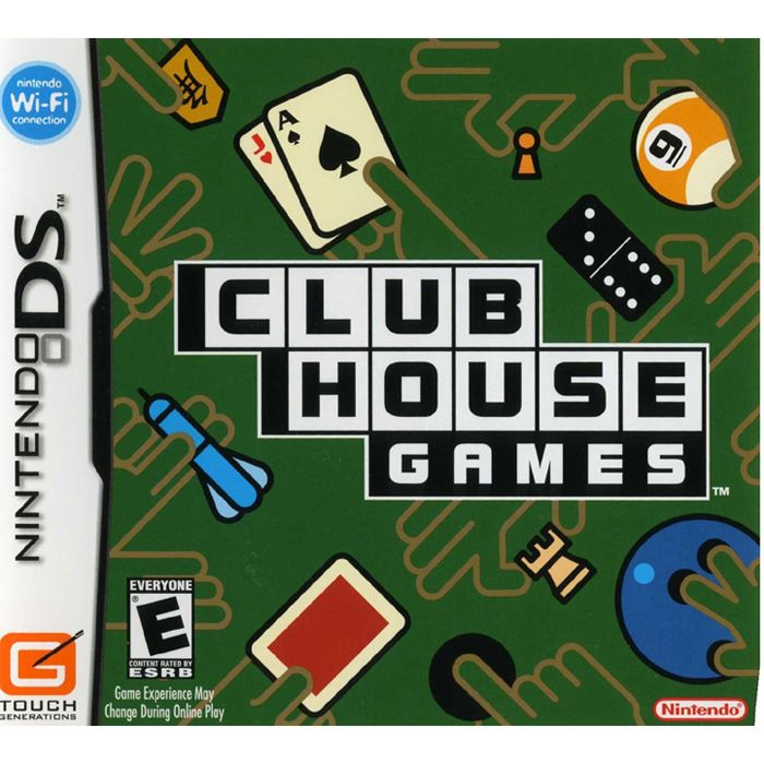 Clubhouse Games for DS