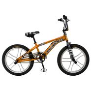 Mongoose Bike Raid Metallic Orange and Gray 20 Inch at Kmart.com