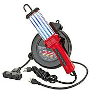 Craftsman Cord Reel with 26-Watt Fluorescent Work Light at Kmart.com