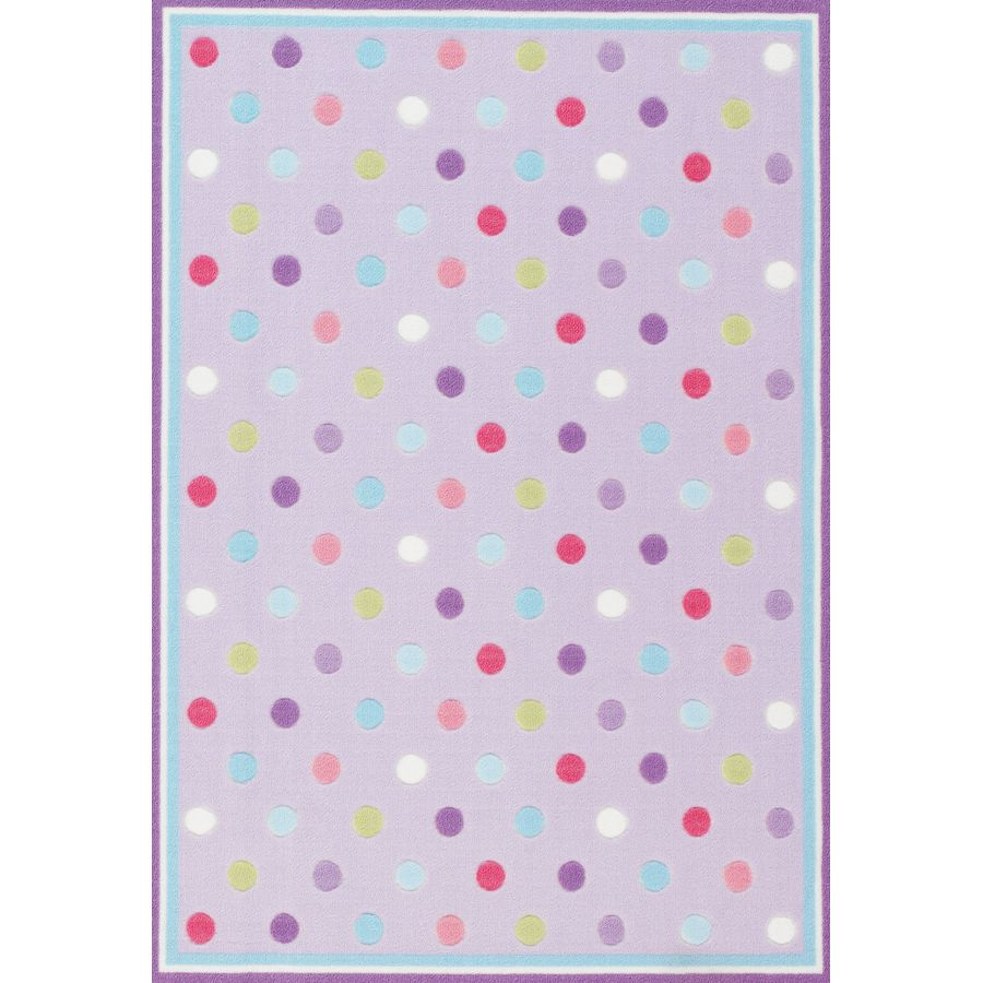 Multi Dots Ii Area Rug