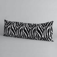 Faux Fur Zebra Body Pillow Cover at Kmart.com