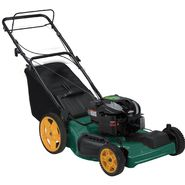 "Weedeater 22"" Self-Propelled Rear Bag Mower w/ Rear High Wheels - 49 States at Kmart.com"