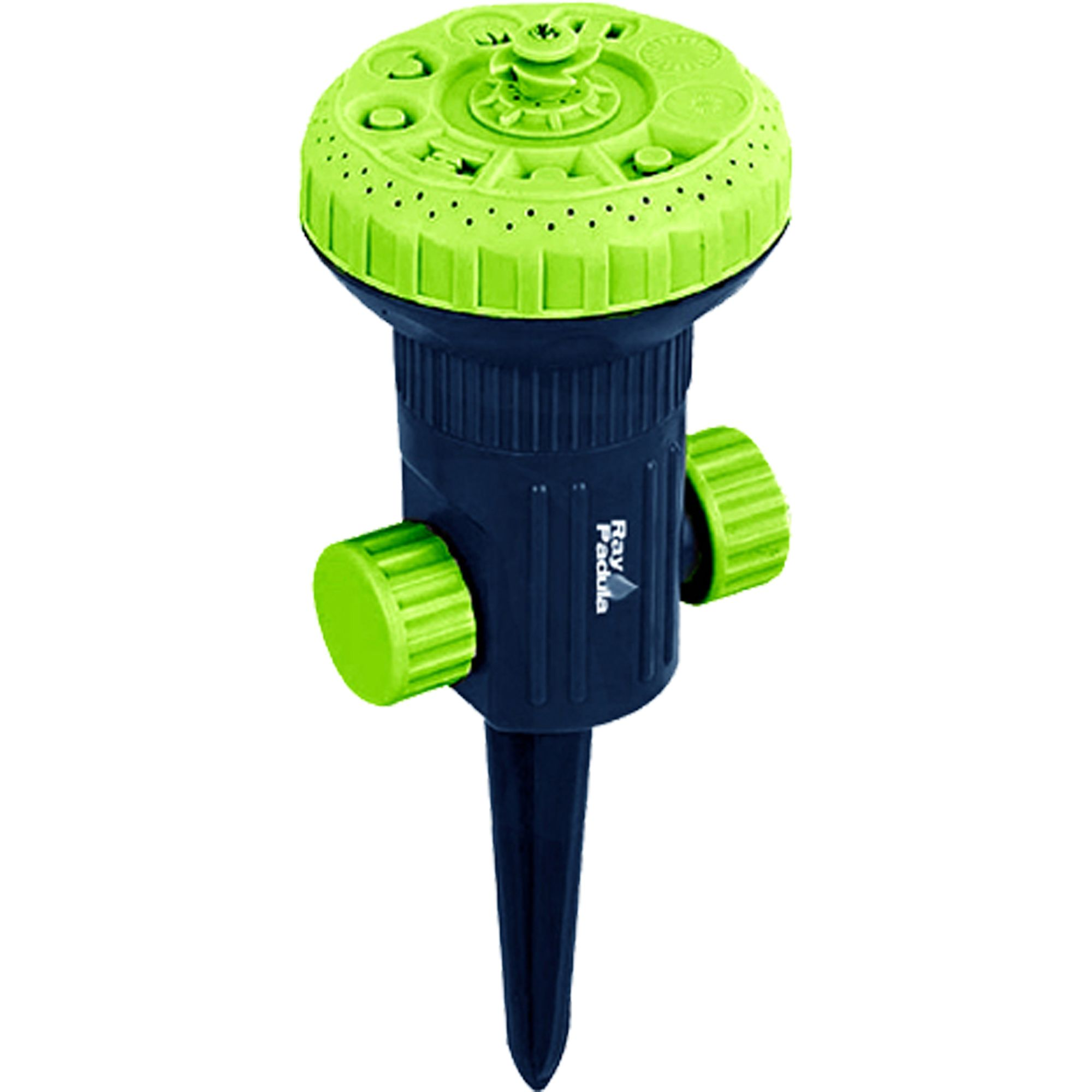 Choose It! 9-Pattern Turret Sprinkler