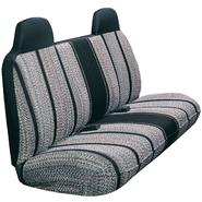 Elegant USA Seat Cover Bench Saddleblanket Black at Kmart.com