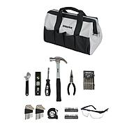 iWork 50 pc. Grey/Black Home Tool Set at Sears.com
