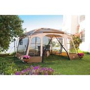 Northwest Territory 12 ft. Deluxe Screened Gazebo at Kmart.com