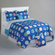 Essential Home Circle Pop 5 Piece Quilt Set at Kmart.com