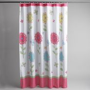 Colormate Garden Grows Fabric Shower Curtain at Kmart.com