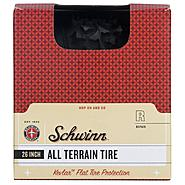 "Schwinn 26"" X 1.95"" All Terrain Tire with Puncture Guard at Kmart.com"
