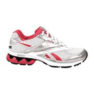 Reebok Women's Premier Verona Supreme Running Athletic Shoe - Grey/Red at Sears.com