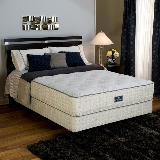 Serta Perfect Sleeper Essential Tresor Queen Firm