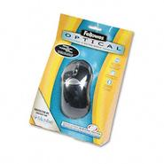 Fellowes Optical Mouse, Five-Button/Scroll, Programmable at Kmart.com