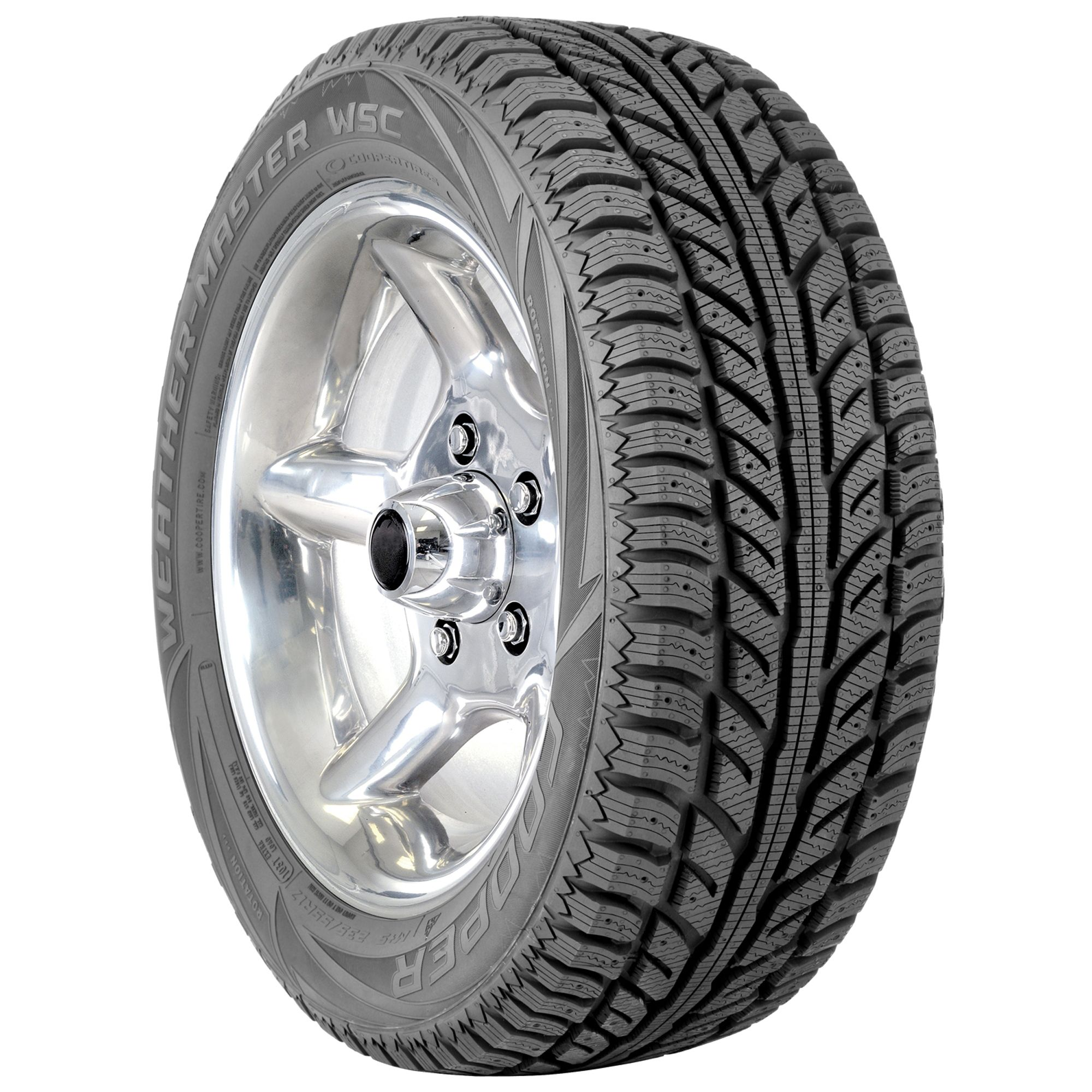 WeatherMaster WSC - 265/65R17 112T BW - Winter Tire