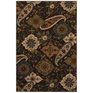 Country Living Thorne Brown Paisley Woven Rug Collection at Sears.com