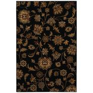 Country Living Blackbourne Black Woven Rug Collection at Kmart.com