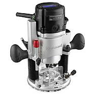 Craftsman 12.0 AMP/VS 2.25 HP Digital Plunge Base Router at Sears.com